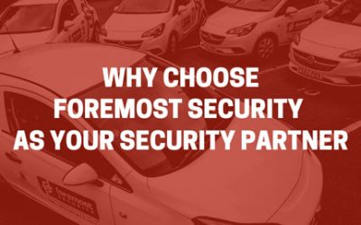 Why choose Foremost as your security partner?