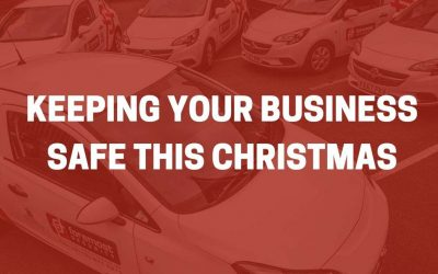Foremost Security bringing you peace of mind with the knowledge your business is safe this Christmas!