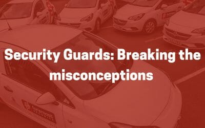 Security guards misconceptions