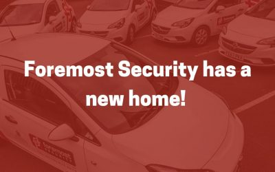 Foremost Security has a new home!