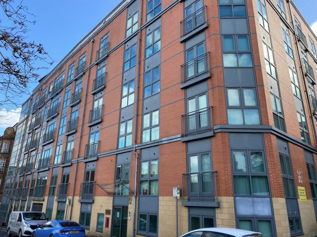 multi-tenancy building