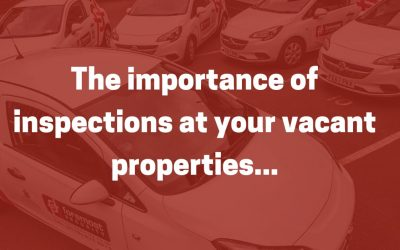 The importance of inspections at your vacant properties
